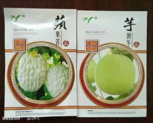 台湾苹果苦瓜生吃不苦